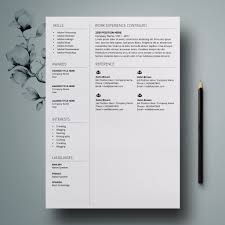 Professional Resume Template | Resume Photo | Amanda Stewart Free Simple Professional Resume Cv Design Template For Modern Word Editable Job 2019 20 College Students Interns Fresh Graduates Professionals Clean R17 Sophia Keys For Pages Minimalist Design Matching Cover Letter References Writing Create Professional Attractive Resume Or Cv By Application 1920 13 Page And Creative Fully Ms