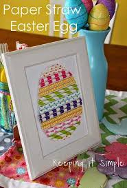 Easter Decoration Crafts Woohome 2