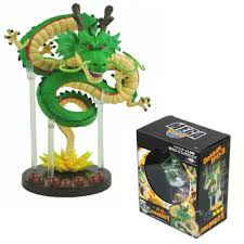 Dragon Ball Z Fish Tank Decorations by Dragonball Z God Dragon Shenlong Shenron With Ball Pvc Figure