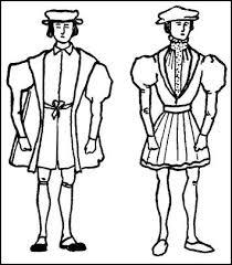 King Edward VI Costume 1547 1553