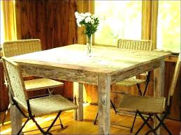 Large Farmhouse Table And Chairs Small Dining Room Round