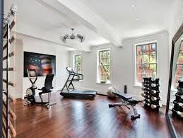 Decorating: Home Gym Design With Wood Elements - Top 15 Home Gym ... Home Gym Interior Design Best Ideas Stesyllabus A Home Gym Images About On Pinterest Gyms And Idolza Designs Hang Lcd Dma Homes 12025 70 And Rooms To Empower Your Workouts Beautiful Small Space Gallery Amazing House Nifty Also As Wells A To Decorating Equipment With Tv Fniture Top 15 In Any For Garage Exterior Gymnasium Vs