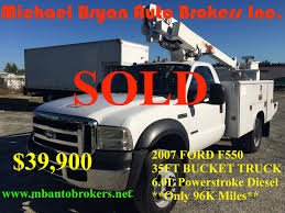 Michael Bryan Auto Brokers Dealer# 30998 Big Rig Truck Market Commercial Trucks Equipment For Sale 2005 Used Ford F450 Drw 31 Foot Altec Bucket Platform At37g Combo Australia 2014 Freightliner Altec Boom Crane For Auction Intertional Recditioned Bucket Truc Flickr Bucket Truck With A Big Rumbling Diesel Engine Youtube Wiring Diagram Parts Wwwjzgreentowncom Ac38127s X68161 Unveils Tough New Tracked Lift And Access Am At 2010 F550 Ta37g C284 Monster 2008 Gmc C7500 81 Gas 60 Boom Chip Dump Box Forestry