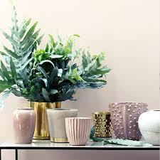 Modern Ceramic Planter Plants Pot Flowerpot For Indoor And Outdoor
