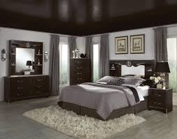 Modern Brown Bedroom Furniture With Decorating F
