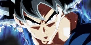 LUltra Instinct La Nouvelle Forme De Goku