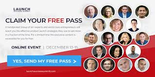 Free Product Launch Training 5 Days 21 Experts At Success Summit