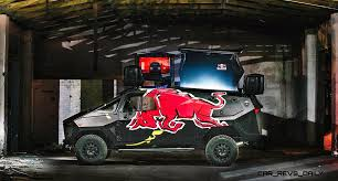 100 Redbull Truck 2015 South African RED BULL Concept Is Defender 130 APC 21