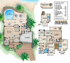 Chateau Floor Plans Chateau Montemere Home Plan Weber Design Naples Fl