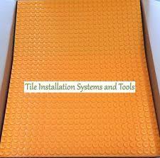 Ditra Xl Schluter Tile Underlayment by Ditra Tile U0026 Flooring Ebay