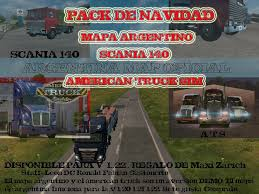 ARGENTINA MAP V7.2.3 DEMO BETA | ETS2 Mods | Euro Truck Simulator 2 ...