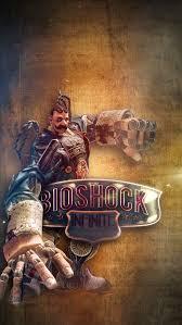 Bioshock Infinite iPhone Wallpaper 2 by footthumb on DeviantArt