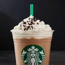 Black And White Mocha FrappuccinoR