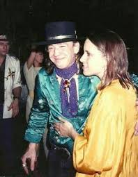 Jimmie His Daughter Tammy Big Jim Vaughan Stevie Ray And Lenny
