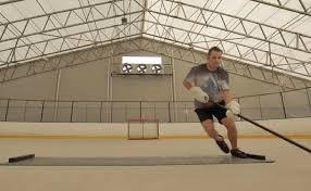 hockey revolution adjustable length tiles