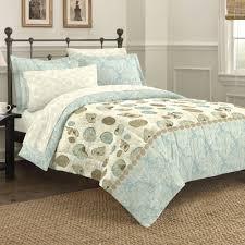 discoveries sea breeze comforter sham and sheet set walmart com