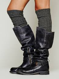 Bed Stu Gogo by Bed Stu Bonnor Tall Boot In Black Lyst