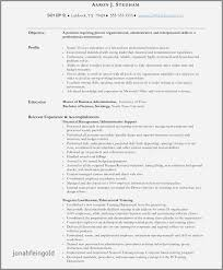 Executive Assistant Resume Skills Unique Resumes Examples 0d For