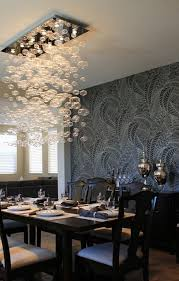 Imposing Chandeliers That Arent Just For Show Paint TextureDining Room