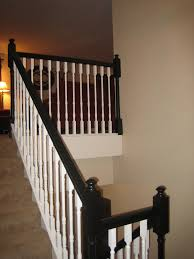 Best Solutions Of Chic On A Shoestring Decorating How To Stain ... Chic On A Shoestring Decorating How To Stain Stair Railings And Best 25 Refinish Staircase Ideas Pinterest Stairs Wrought Iron Stair Railing Iron Stpaint An Oak Banister The Shortcut Methodno Howtos Diy Rail Refishing Youtube Photo Gallery Cabinets Boise My Refinished Staircase A Nesters Nest Painted Railings By Chameleon Pating Slc Ut Railing Concept Ideas 16834 Of Barrier Basic Gate About