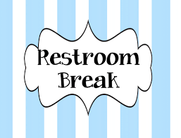 Printable Restroom Signs Free ClipArt Best