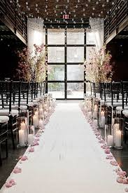 20 Awesome Indoor Wedding Ceremony Decoration Ideas