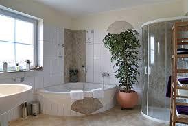 das badezimmer der ferienwohnung eifel mediterran