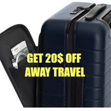 Check Out Away Travel Coupon Code 2019,... - Away Travel Promo Code ... Megabus 1 Tickets And Promo Codes Checkmybus Blog Antler Luggage Australia New Zealand 10 Best Costco Products That Arent Food According To A Budget Shopper Away Suitcase Review Where Could I Be Now Away 201819aw Travel Bags Is The Bigger Carryon Too Big After Five Luggage Stores In Nyc For Suitcases Travel Accsories Check Out Coupon Code 2019 A More Considered Companion July Carry Me Away Code Heres How To Get 20 Off Ariellesays