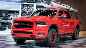 Mopar Unveils New Line Of Accessories For 2019 Ram 1500 - The Drive