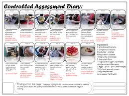 Mrs Button Design & Technology Food Technology GCSE Example