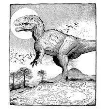 Dinosaurs Coloring Book Additional Image Click To Zoom