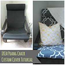 diy ikea poang chair cover chair covers diy chair and craft