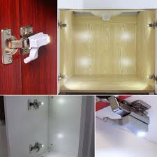 universal cabinet l 3 leds intelligent cabinet wardrobe lights