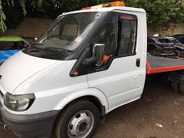 2001 Ford Transit Recovery Truck On Private Plate Mot May 2018 Needs ...