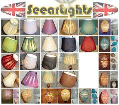 candle lshade clip on chandelier pendant wall light shade bulb