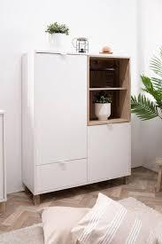bmg möbel highboard menorca highboard sideboard kommode anrichte wohnzimmer esszimmer modern kaufen otto