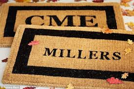 Personalised Door Mats Australia