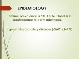 100 Gad 2 Generalized Anxiety Disorder Ppt Download