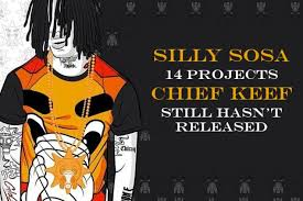 Everyday Is Halloween Chief Keef Instrumental by Silly Sosa 14 Projects Chief Keef Still Hasn U0027t Released