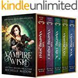 The Vampire Wish Complete Series Dark World