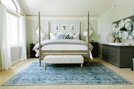 Soothing Blue Gray Bedroom