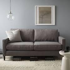 heath sofa grand westelm idées déco pinterest ash grey