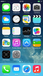 Apple iPhone 5 iOS7 Turn mobile data on or off