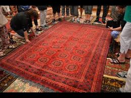 Turkish Carpet Factory Tour Cappadocia Turkey