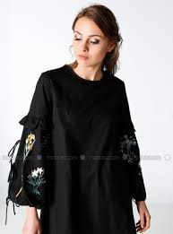 crew neck cotton tunic dilvin