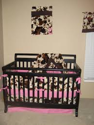 Mossy Oak Baby Bedding by Cowgirl Crib Bedding I Made This For My Daughter Before She Was