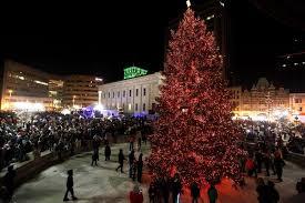 Flagpole Christmas Tree Plans by Holiday Fun In Dayton U2013 Dayton Parent Magazine