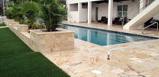 travertine pavers ideas and guide from sefa miami