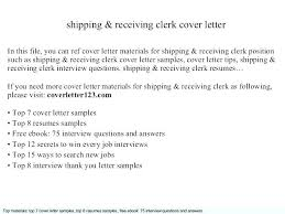 Clerical Cover Letter Examples File Clerk Sample Medical Records