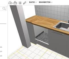 ikea metod unterschrank 90 grad drehen küchen forum